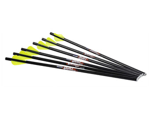 "Quill 16.5"" Carbon Arrows (6pk)"