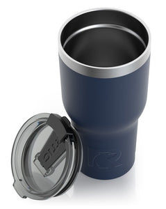 Excalibur 20oz RTIC Travel Tumbler- Navy