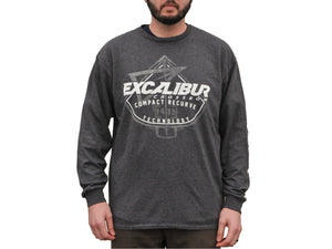 Excalibur Long Sleeve T-shirt (Grey)