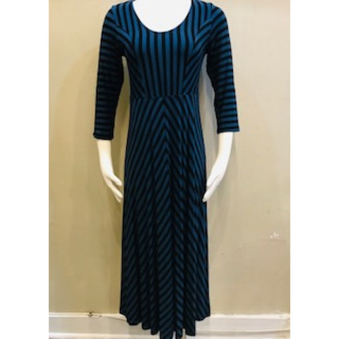 Frances Modal Striped Dress