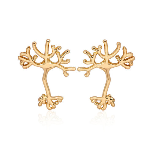 Neuron Earrings, Earrings - Sleek Science