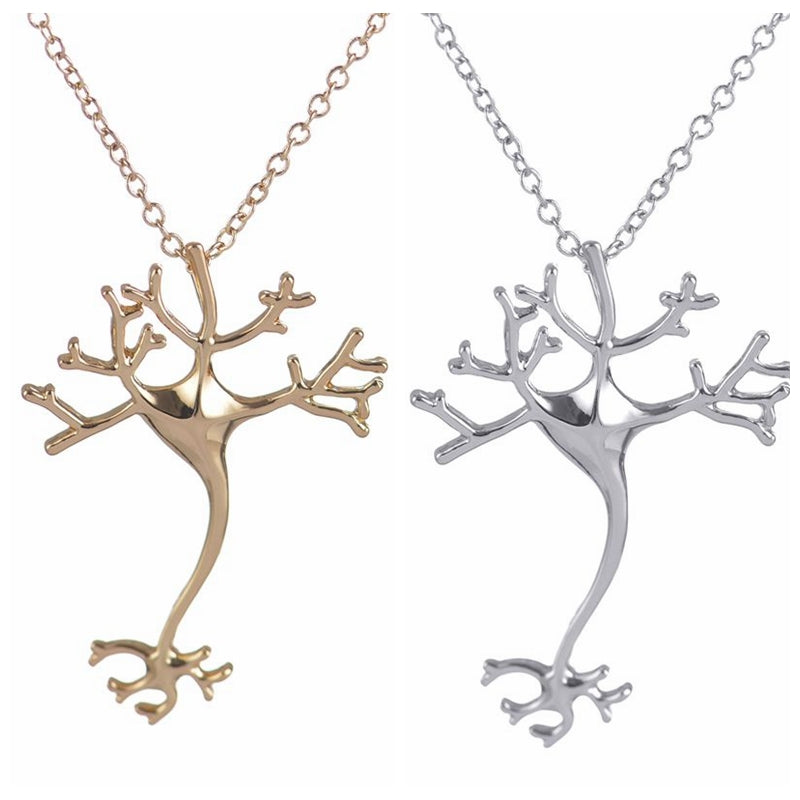 Neuron Necklace, necklace - Sleek Science