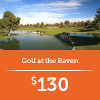 Golf at The Raven