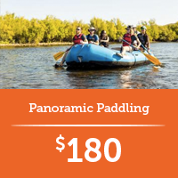 Panoramic Paddling