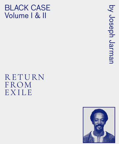 JARMAN, JOSEPH - Black Case Volume I and II: Return From Exile
