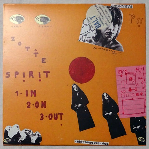 ELECTROPUTAS - Zotte Spirit (In/On/Out)