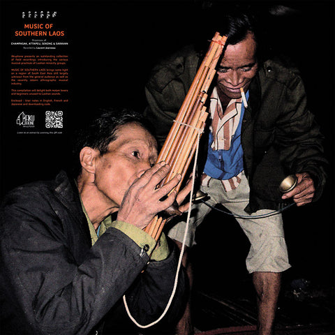 JEANNEAU, LAURENT - Music of Southern Laos
