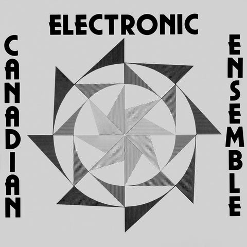 CANADIAN ELECTRONIC ENSEMBLE - s/t
