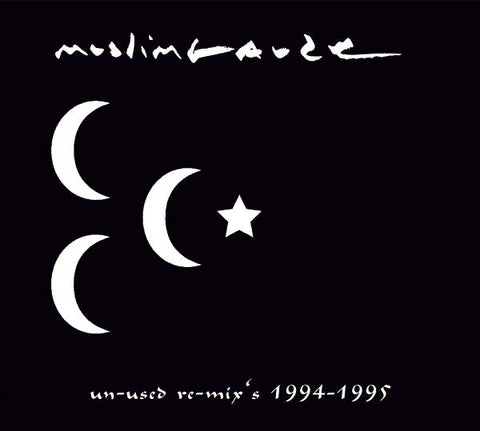 MUSLIMGAUZE - Un-used Re-mix's 1994-1995