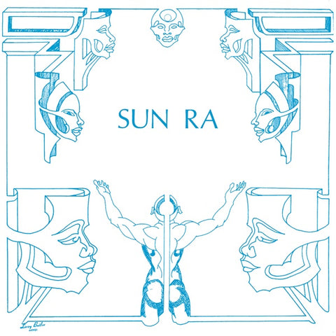 SUN RA - The Antique Blacks