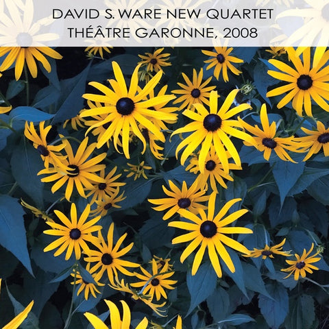 WARE, DAVID S. NEW QUARTET - Theatre Garonne, 2008