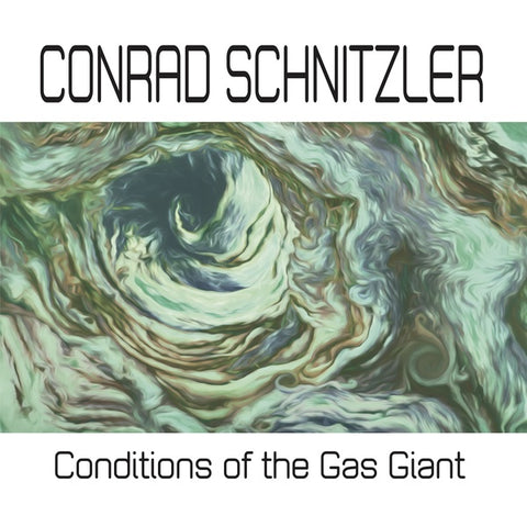 SCHNITZLER, CONRAD - Conditions of the Gas Giant
