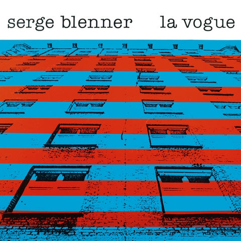 BLENNER, SERGE - La Vogue