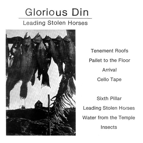 GLORIOUS DIN - Leading Stolen Horses
