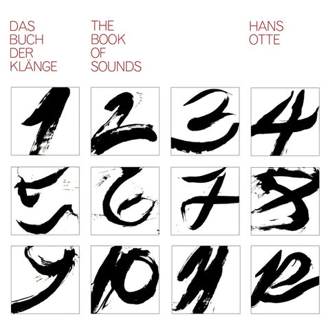 OTTE, HANS - The Book of Sounds