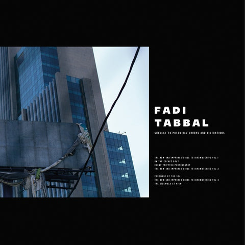 TABBAL, FADI - Subject To Potential Errors And Distortions