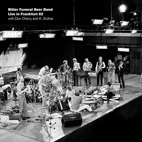 BITTER FUNERAL BEER BAND WITH DON CHERRY - Live In Frankfurt 82