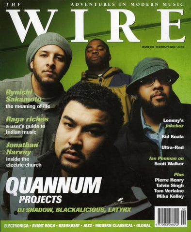 WIRE, THE - #192 February 2000