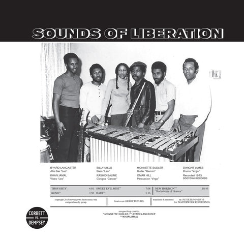 SOUNDS OF LIBERATION - s/t