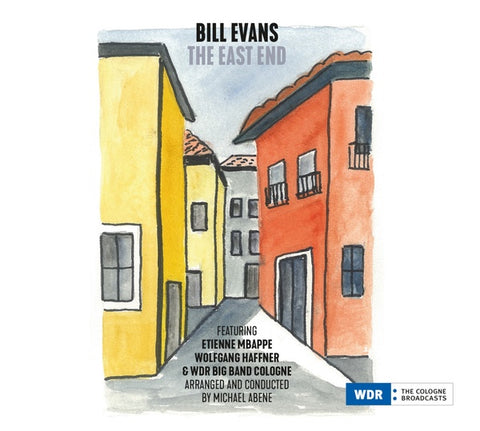 EVANS, BILL - The East End