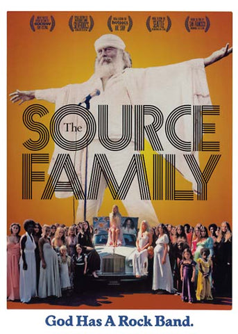 FATHER YOD AND THE SOURCE FAMILY - The Source Family