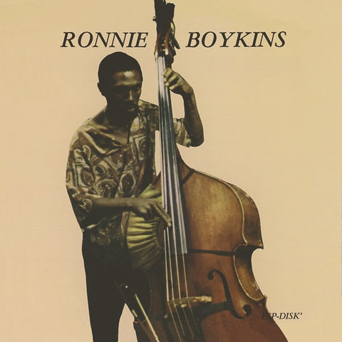 BOYKINS, RONNIE - The Will Come, Is Now