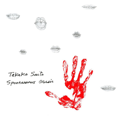 SAITO, TAKAKO - Spontaneous Music