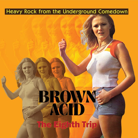 V/A Brown Acid - The Eighth Trip