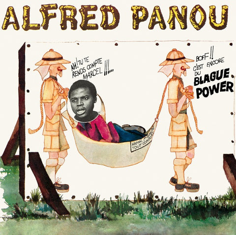 PANOU, ALFRED & THE ART ENSEMBLE OF CHICAGO - Je Suis Un Sauvage/Le Moral Necessaire