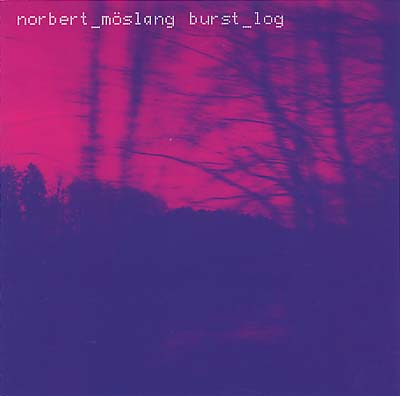 MOSLANG, NORBERT - Burst_Log