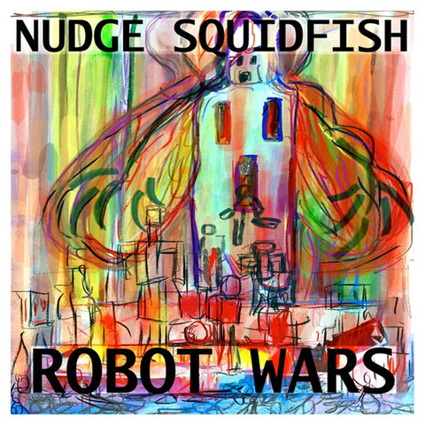 NUDGE SQUIDFISH - Robot Wars