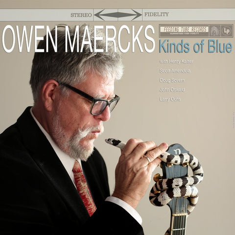 MAERCKS, OWEN - Kinds of Blue