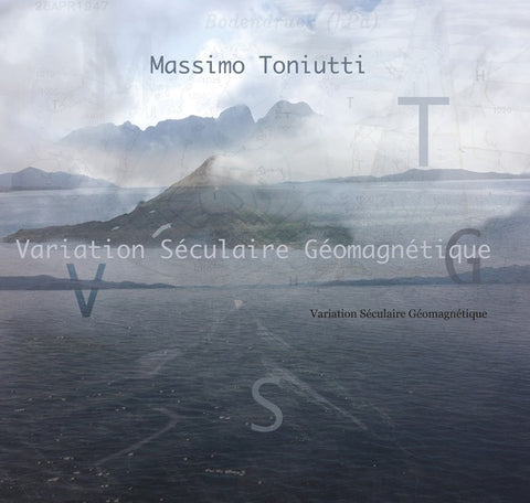 TONIUTTI, MASSIMO - Variation Seculaire Geomagnetique