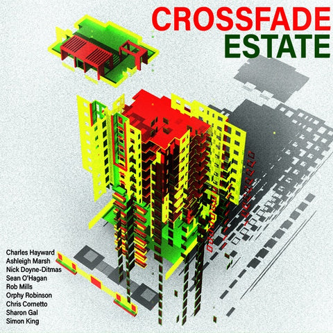 HAYWARD, CHARLES - Crossfade Estate