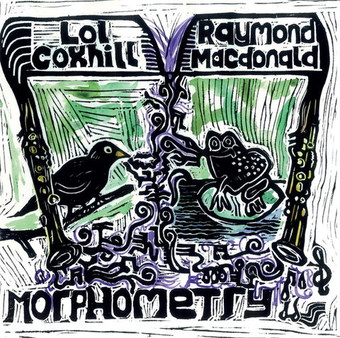 COXHILL, LOL/RAYMOND MACDONALD - Morphometry