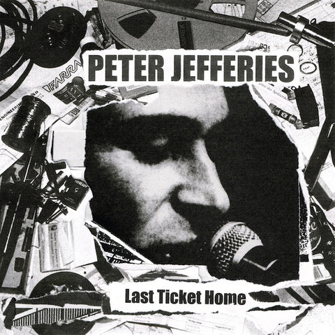 JEFFERIES, PETER - Last Ticket Home