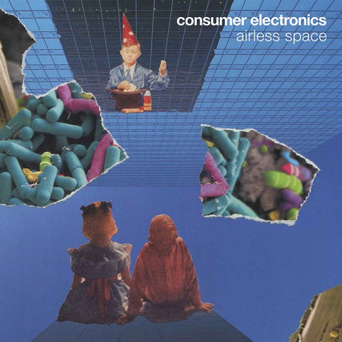 CONSUMER ELECTRONICS - Airless Space