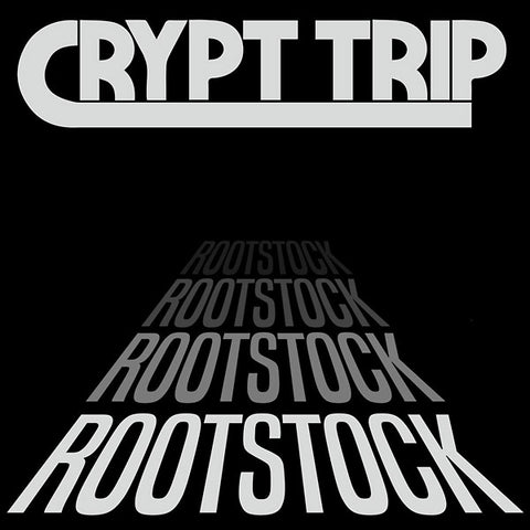 CRYPT TRIP - Rootstock (Clear Vinyl)