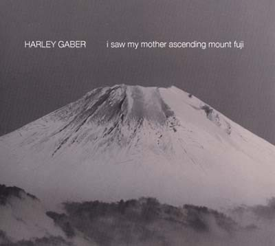 GABER, HARLEY - I Saw My Mother Ascending Mount Fuji