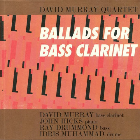 MURRAY, DAVID - Ballads For Bass Clarinet