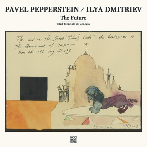 PEPPERSTEIN, PAVEL/ILYA DMITRIEV - The Future