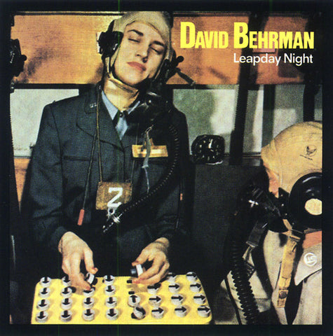 BEHRMAN, DAVID - Leapday Night