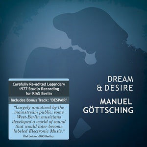 GOTTSCHING, MANUEL - Dream & Desire