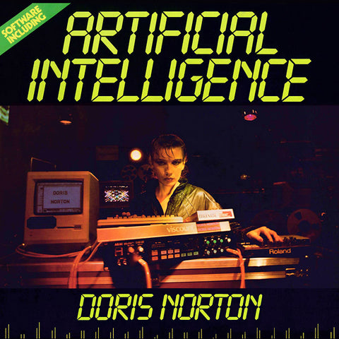 NORTON, DORIS - Artificial Intelligence