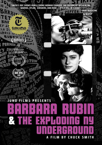 SMITH, CHUCK - Barbara Rubin & The Exploding NY Underground