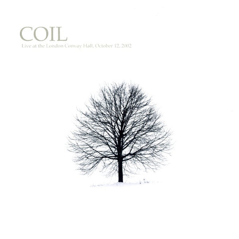 COIL - Live at the London Convay Hall, October 12, 2002