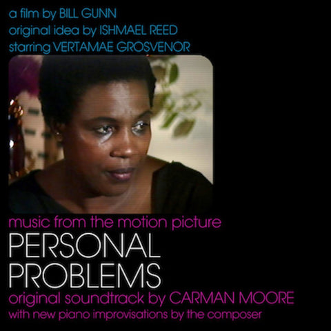MOORE, CARMAN - PERSONAL PROBLEMS