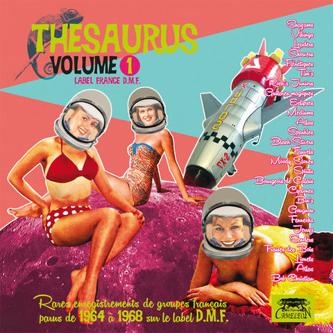 V/A - Thesauraus Vol. 1