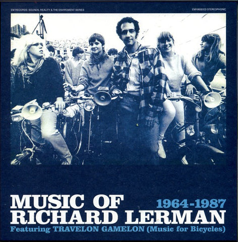 fusetron LERMAN, RICHARD, Music Of Richard Lerman 1964-1987
