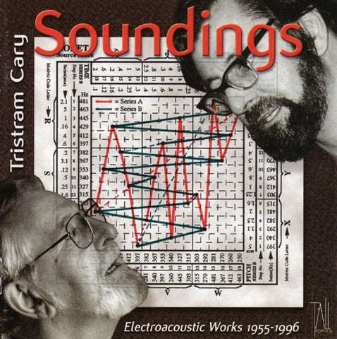 fusetron CARY, TRISTRAM, Soundings: Electroacoustic Works 1955-1996